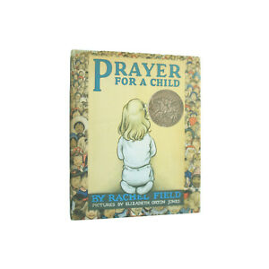 Prayer-For-a-Child-vintage-1944-edition-of-the-classic-Caldecott-winning-book