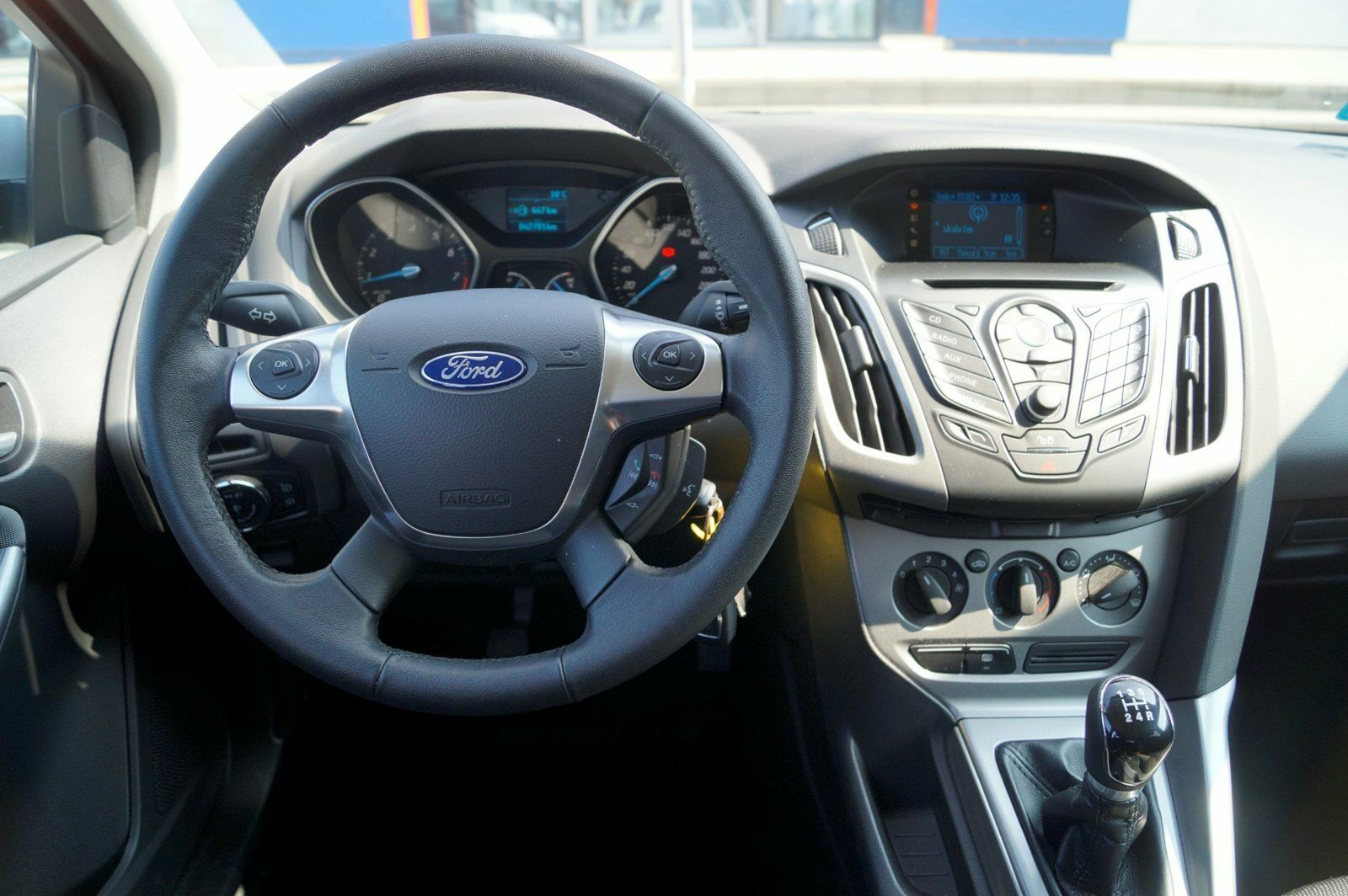 Ford Focus 1,6 Ti-VCT 105 Trend - billede 6