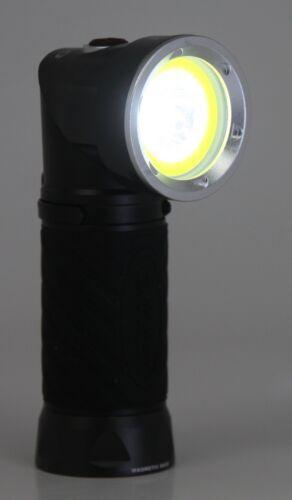 Nebo CRYKET COB Work Light /& Spot Light Versatile 3-in-1 LED Flashlight 6437
