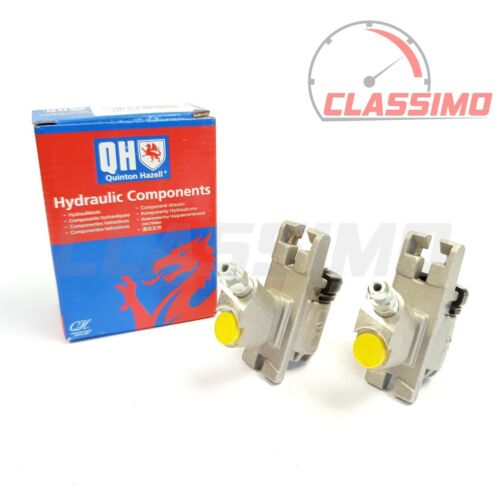 Rear Brake Wheel Cylinder Pair for TRIUMPH TOLEDO 1.3 from 1970-1976 QH