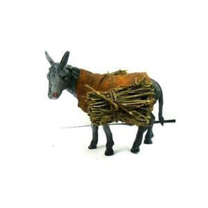 Bue da Soma in Piedi Proporzione Cm 10 Animali Pastori Presepe