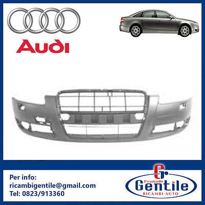 Audi A4 dal 2001 al 2004 PARAURTI ANTERIORE CON PRIMER PREDISPOSTO VERNICIATURA