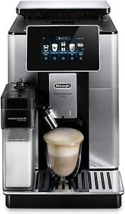Delonghi PrimaDonna Soul ECAM610.75.MB Fully Automatic Coffee Machine, Silver