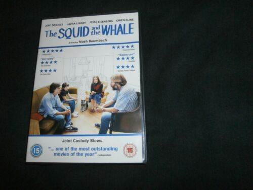 1 of 1 - THE SQUID AND THE WHALE DVD