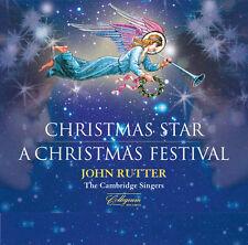 Cambridge Singers, J - Christmas Star / a Christmas Festival [New CD]