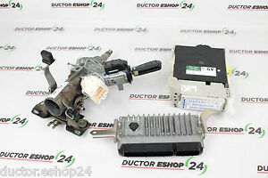 toyota yaris ignition kit engine module ecu fuse box lock key image is loading 2015 toyota yaris ignition kit engine module ecu