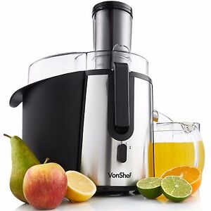 VonShef-Juicer-Centrifugal-Whole-Fruit-Juice-Extractor-990W-Citrus-Vegetable