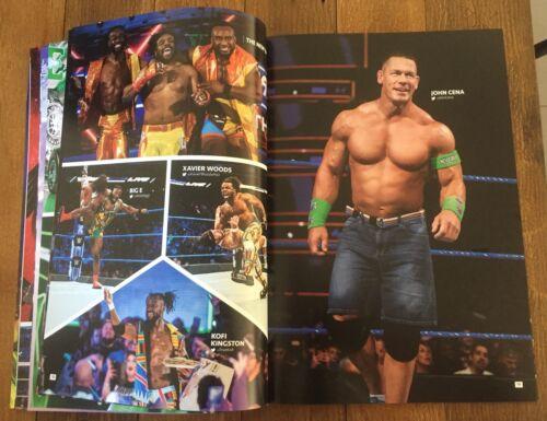 WWE WRESTLING SUPER SHOW-DOWN OFFICIAL PROGRAM MCG 6//10//18 MELBOURNE