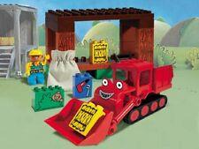LEGO 3274 - Duplo - Duplo Bob the Builder - Bob & Muck Repair the Barn - 2001
