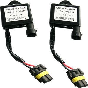 HID Xenon Computer ERROR Warning Canceller fit BMW AUDI