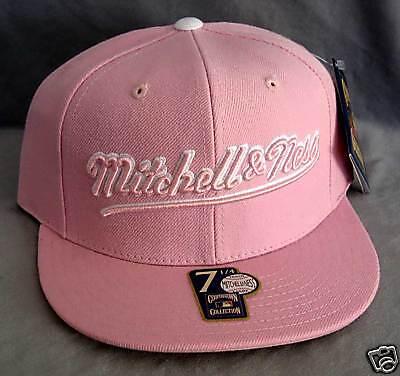 Fanartikel Big Mitchell&ness Branded Cap Brother Hood Size 7 1/4 Gute WäRmeerhaltung