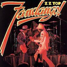 Fandango! [Bonus Tracks] [Remaster] by ZZ Top (CD, Oct-1990, Warner Bros.)