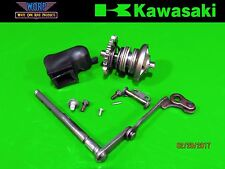 2005 Kawasaki KX125 Lower Exhaust Power Valve Arm Linkage Governor Arm Rod