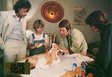 PATRICK DEWAERE ANNIE GIRARDOT LA CLE SUR LA PORTE 1978 VINTAGE PHOTO ORIGINAL 1