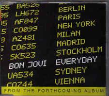 Bon Jovi-Every Day Promo cd maxi single