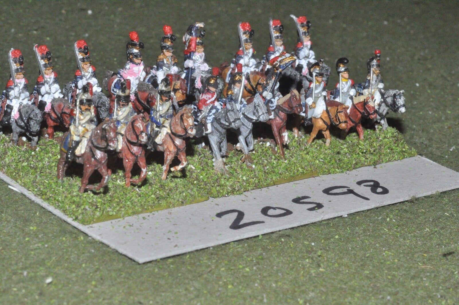 15mm napoleonic   french - cavalry 18 cavalry - cav (20598)