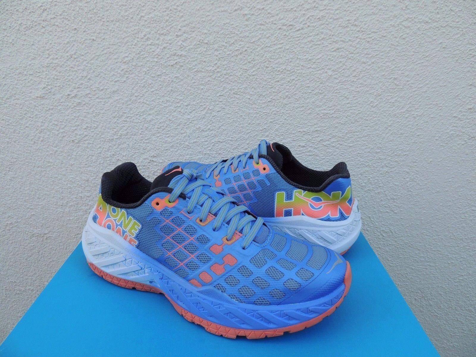 HOKA ONE ONE CLAYTON ULTRAMARINE ROAD RUNNING Chaussures, Femme US 5/ EUR 36 ~NIB