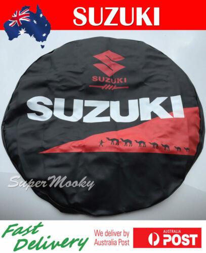 Toyota Suzuki Mitsubishi Jeep Land Rover Holden Spare Wheel Tyre Cover AUS STOCK