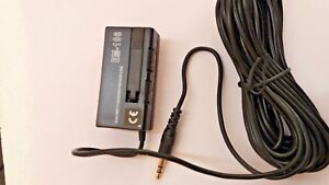 micro-en-ligne-3-5mm-fiche-jack-stereo-Power-Pip-1-5V-Batterie-PREAMPLIFICATEUR