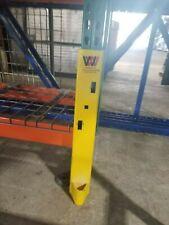 Forklift Rack Frame Protector Guard Pallet Shield Metal Post 24
