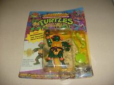 Teenage Mutant Ninja Turtles-Wacky Action Michaelangelo MOC 1989 Playmates (B)