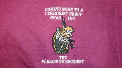 PARACHUTE REGIMENT COMING SOON POLO SHIRT