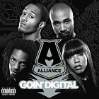 Goin' Digital [PA] * by The Alliance (CD, Sep-2007, Asylum)