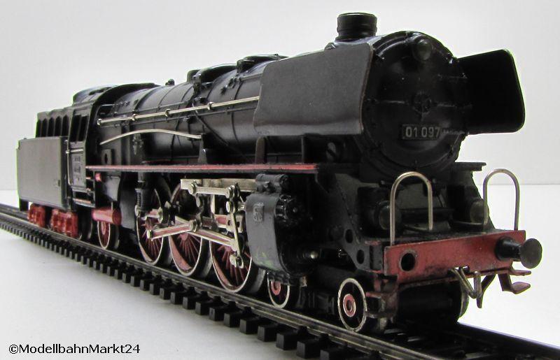 Märklin 3048 DB DB DB TRENO RAPIDO-Locomotiva BR 01 traccia h0 epoca III 1d8239