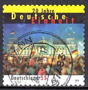2822-Vollstempel-gestempelt-in-Eltmann-BRD-Bund-Deutschland-Jahrgang-2010