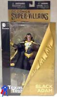Dc Collectibles Comics Justice League 52 Black Adam 6in. Action Figure Toy on sale