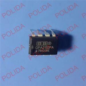 1PCS Op Amp IC Burr-Brown//bb//TI DIP-8 OPA2227PA OPA2227PAG4 100/% Original Y Nuevo