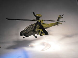 MODEL-HELICOPTER-MODEL-APACHE-HELICOPTER-CORGI-ARMY-MILITARY-APACHE-HELICOPTER
