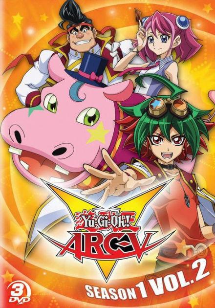 BAJO PEDIDO: YU-GI-OH! ARC V: SEASON 1, VOL. 2 - DVD - Region 1