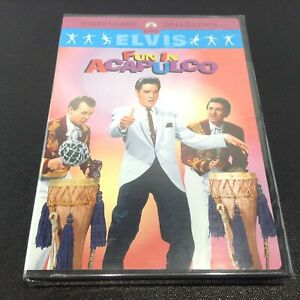 ELVIS PRESLEY: FUN IN ACAPULCO Widescreen Collection BRAND NEW / SEALED!