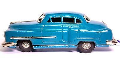 Vintage Blech Litho Japanisch 1951 Cadillac Mit R/c Funktion & Elektrisch Mit Einem LangjäHrigen Ruf Blechspielzeug