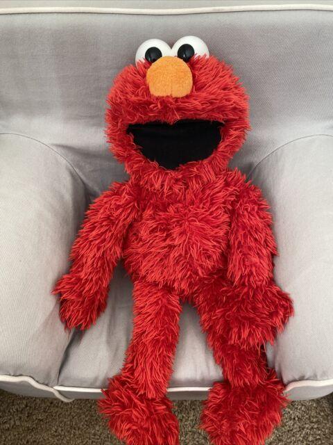 Elmo talking Interactive App Bluetooth Sesame Street Love2Learn Tickle Laugh EUC