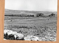 "Cumbrian Mountain Express Lord Nelson Ribblehead stat 1986 Original 10""x8"" photo"