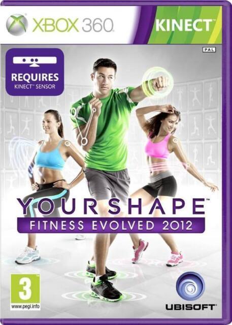 votre forme Fitness évolué 2 2012 KINECT XBOX 360 excellente