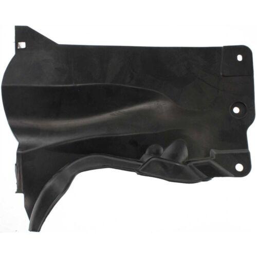 2006-2010 5 Passenger Side Engine Splash Undercar Shield For 2004-2009 Mazda 3
