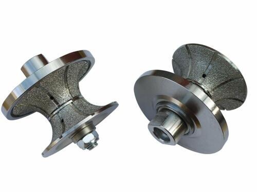 "2/"" and 2 3//8/"" V50 V60 Diamond Router Bit for granite marble concrete countertop"