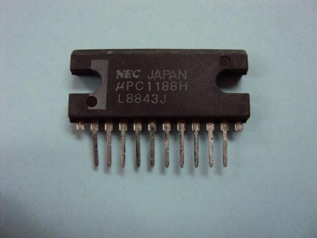UPC1188H NEC  INTEGRATED CIRCUIT UPC1188H
