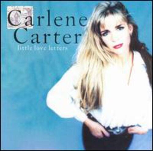 1 of 1 - Carlene Carter - Little Love Letters [New CD] Manufactured On Demand