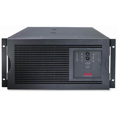 APC Smart-UPS 5000VA / 4000 Watt Rack Mountable UPS, Input 208V - SUA5000RMT5U
