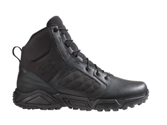 0e8de615e4e Under Armour TAC Zip 2.0 Black Patrol Boot FREE UK Shipping