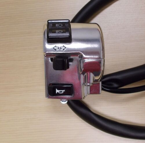 2010-2012 Honda VT 1300 VT1300 VT1300CS Sabre Light Turn Signal Horn Switch