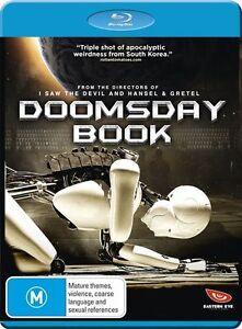 Doomsday-Book-Blu-ray-Apocalyptic-Weirdness-All-Regions-NEW-SEALED