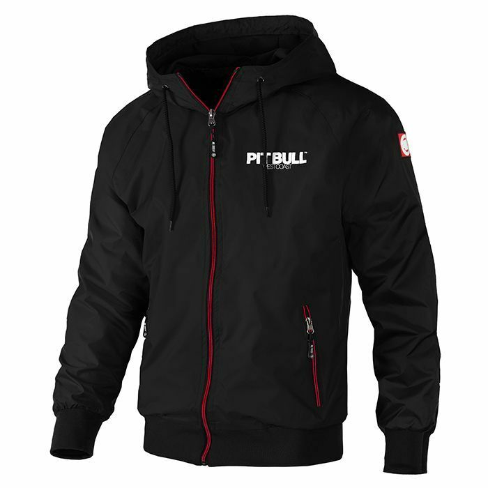 Pit Bull Westcoast Windjacke Athletic 7 schwarz
