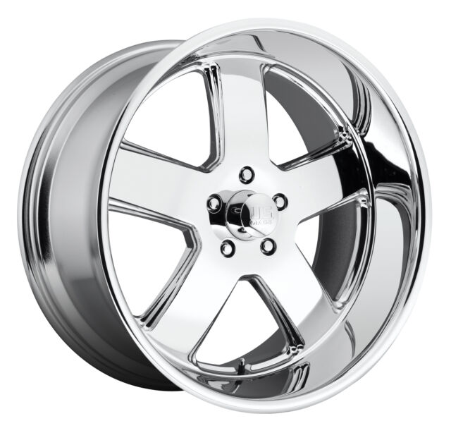 1mm Gunmetal Wheel Rim US Mags U111 Rambler 22x9 5x127//5x5