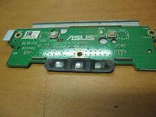 ORIGINALE TOUCHPAD BOARD f820/e153302/13gnv410m14x-1 da un ASUS x66ic
