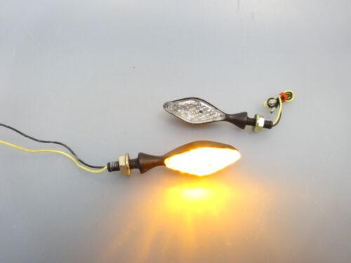 Miniblinker LED Mini Blinker E11 Honda Suzuki Yamaha BMW Indicator Light II